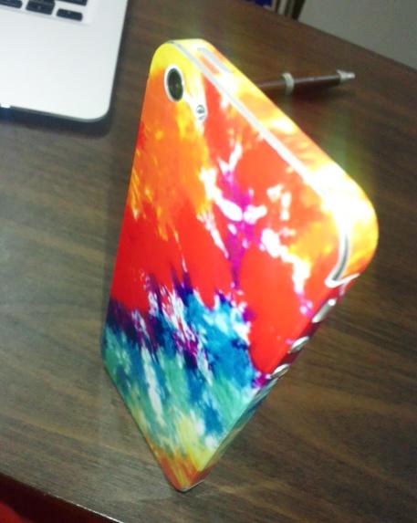 iPhone5 シール