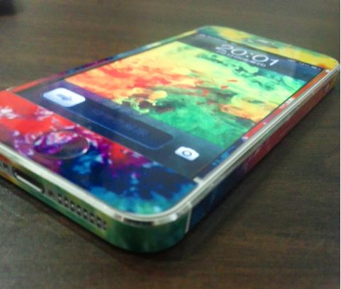 iPhone カバー