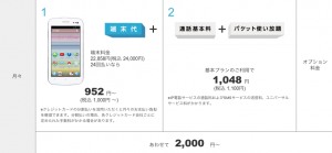 freebit 料金