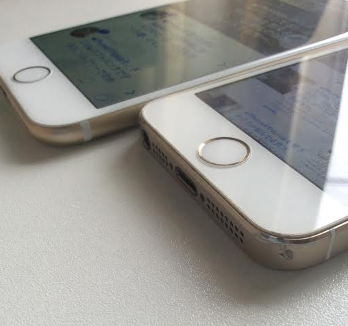 iPhone6 iPhone5s  比較