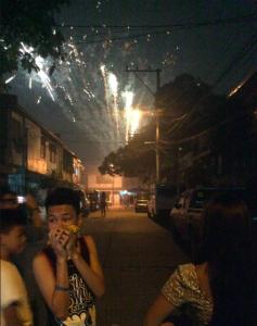フィリピン マニラ 年末年始