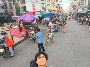 カオサンロード タイ バンコク
