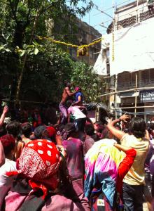 kolkata holi 2015 india