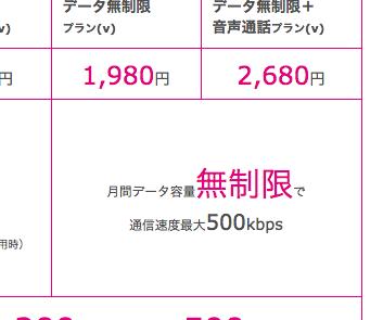 UQ-mobile 格安スマホ