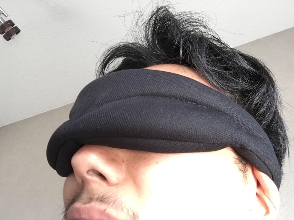 PLEMO 立体型睡眠アイマスク